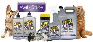 Как устранить запах кошачьей мочи.