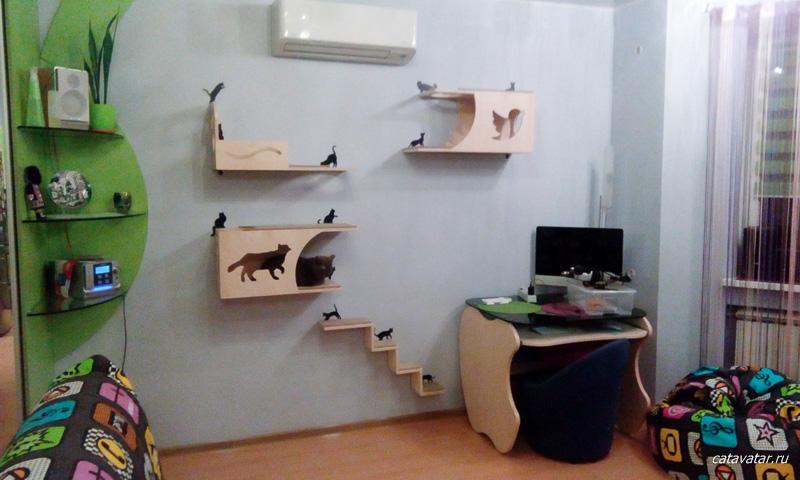 Комната для кота купить