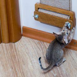 Домик для кошки. Комплекс для кошек. Когтеточка купить.